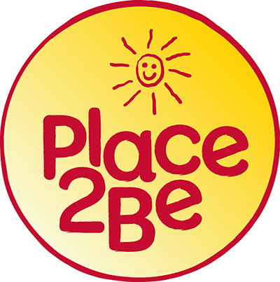 Place 2 Be support service logo