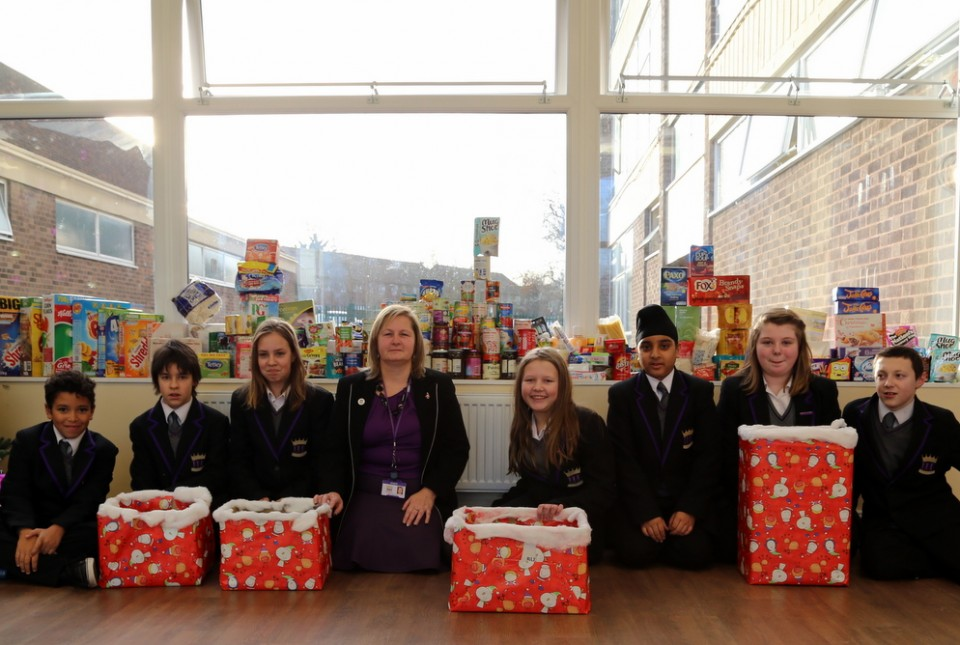 ARK Kings Foodbank Christmas Charity Appeal