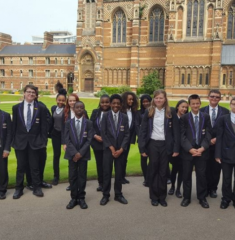 Y8 and Y9 visit Oxford 2016