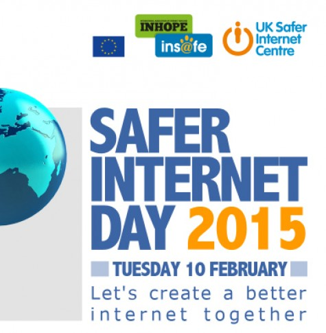 Safer Internet Day 2015 poster