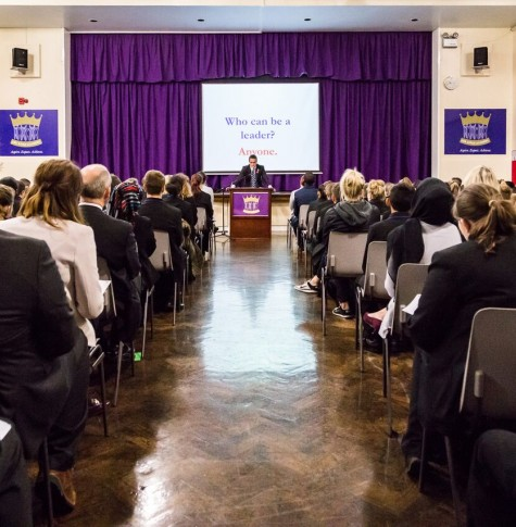 Student Leadership Hustings 2015