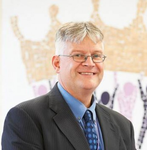 New ARK Kings Academy Principal Roger Punton